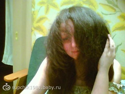 как я вылечила свои сухие волосы))))