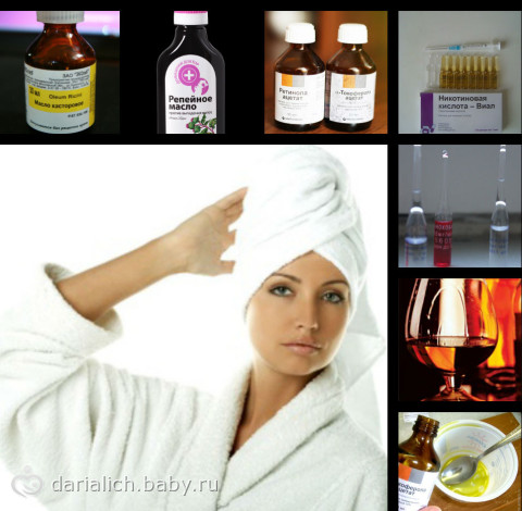 Помогает ли витамин в при выпадении волос