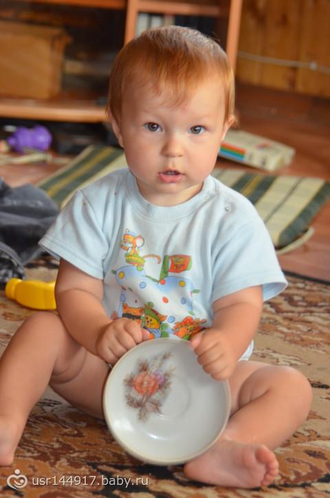 Моему малышу 10 месяцев (фото)