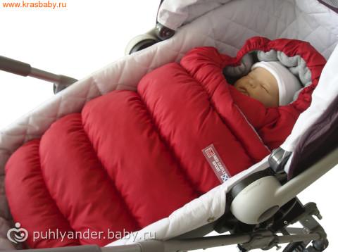 Что стелить в коляску новорожденному зимой