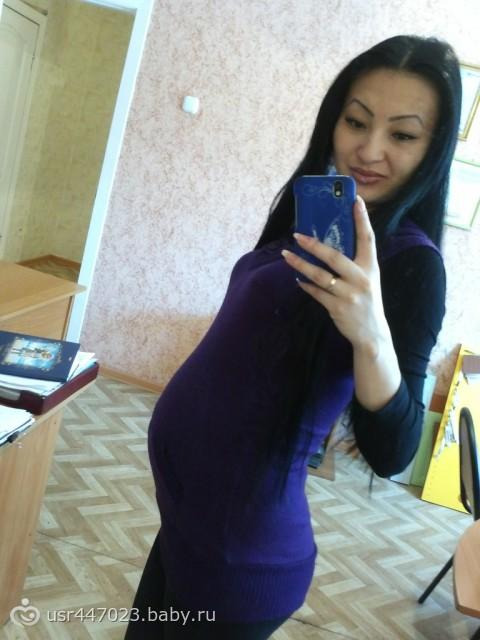 34 недели нам))фото