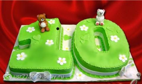 Торты на день рождения мальчику 10 лет фото