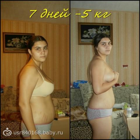 Как похудеть на 5 кг за неделю, срочно надо похудеть за неделю