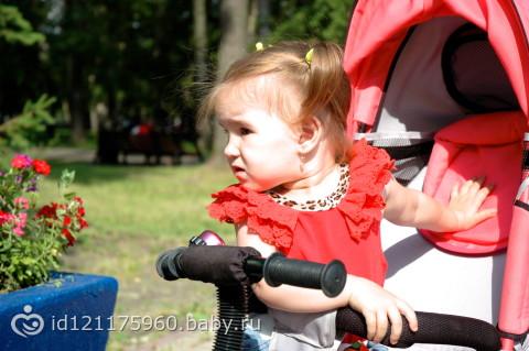 Наша прогулка в парке  19.07.201