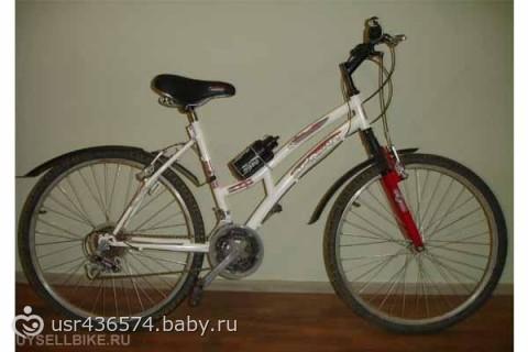 кто знает,можно ли на такой велосипед установить детское велокресло?!