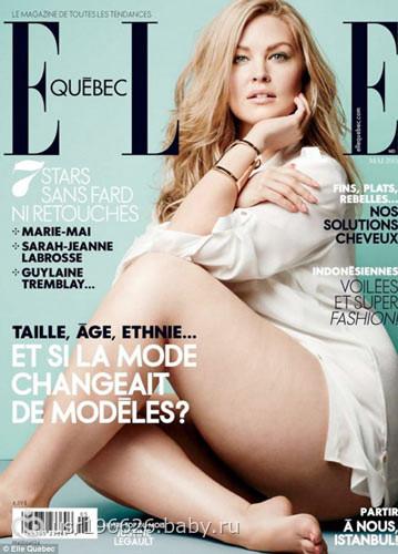 голые девушки с обложек глянцевых журналов