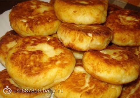 Сырники с ряженкой рецепт
