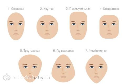 прически лица с крупными чертами