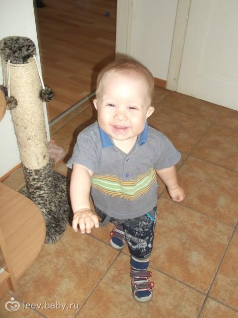 Елисей, 11 месяцев