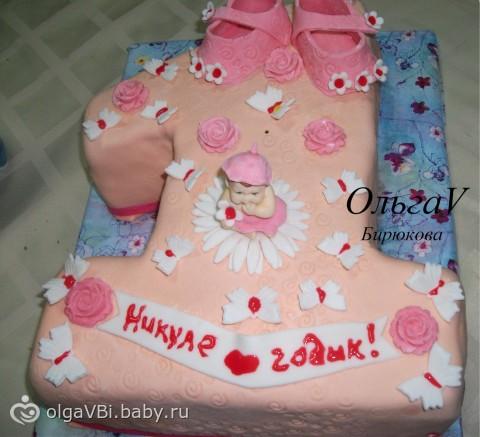 Днепродзержинск фото на торте