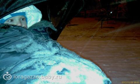 вот так вчера погуляли ))