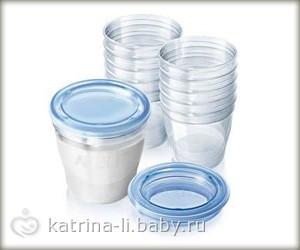 В чем хранить грудное молоко в морозилке