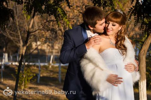 беременная невеста =)