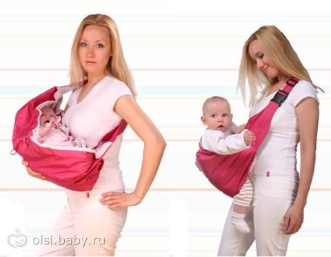 Слинг или рюкзак для новорожденных как одевать эрго рюкзак гусленок видео