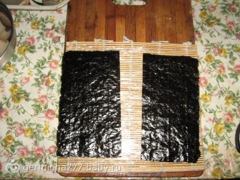 Как сделать суши дома пошагово фото фото 528