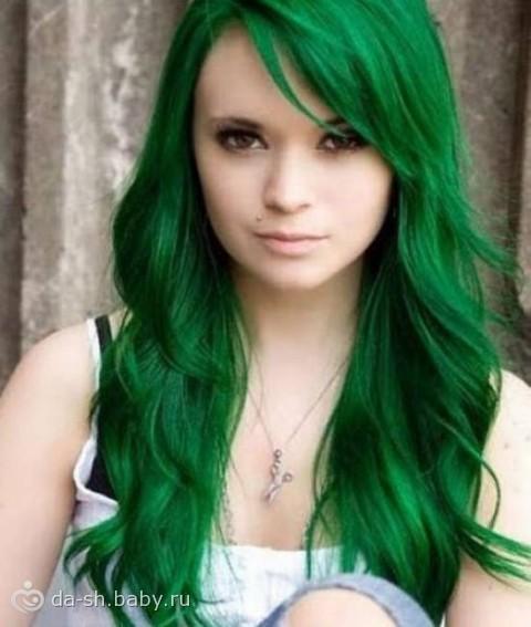 Какие есть цвета волос