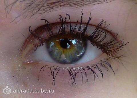 Цвет глаз среднерусский