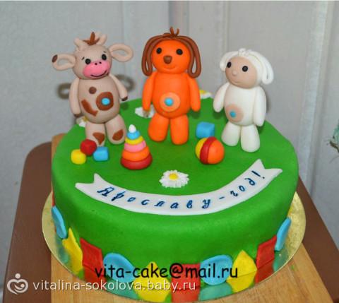 Праздничный торт заказать в москве фото 3