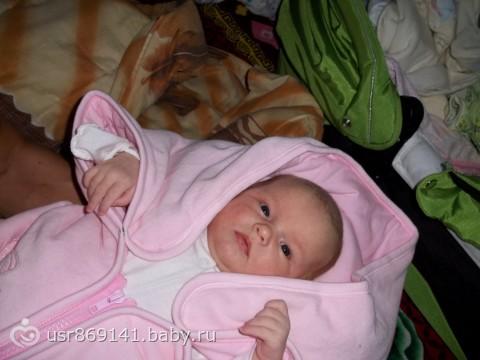 Маленькая доня))))