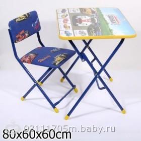 Про стульчики и столики(не для кормления, а для развития)))