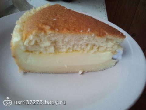 Пирожные. Умное пирожное в мультиварке. #Рецепт пирожного