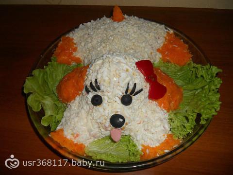 рецепты вкусных салатов для праздничного стола