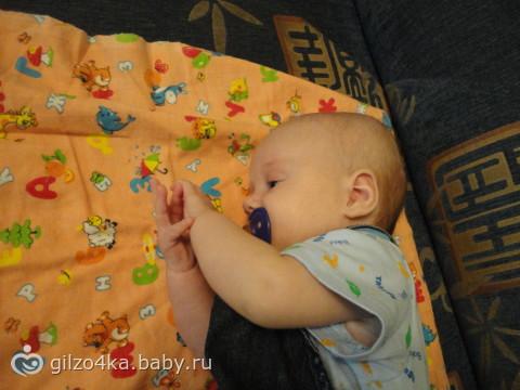 вот такие мы уже большие))