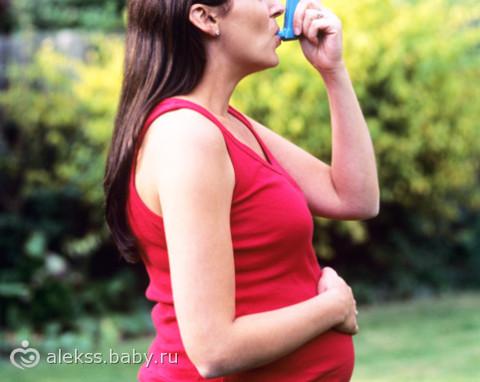 Ведение беременности при бронхиальной астме