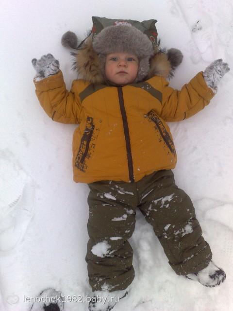 Первый снег)))))))))))))