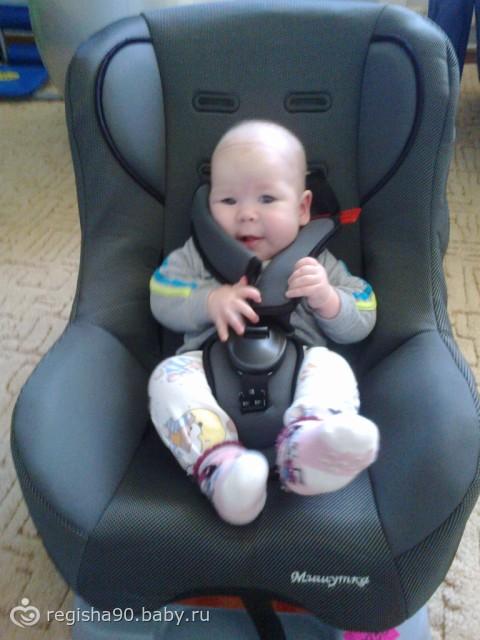 до скольки лет можно ребенку ездить без кресла саша борзов[активный]