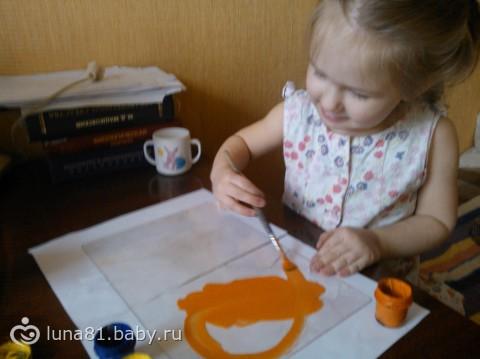 Рисуем на стекле