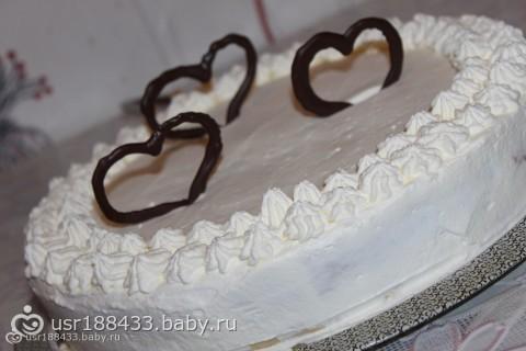 Торт (более 100 рецептов с фото) - рецепты с фотографиями ...