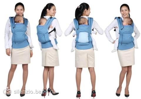 Как правильно одеть эргономичный рюкзак laura di maggio рюкзак