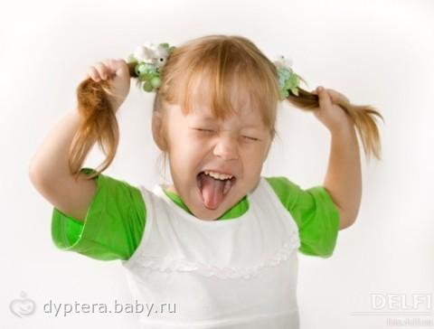 Истерики у ребенка 3