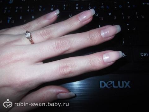 фото ногти свои