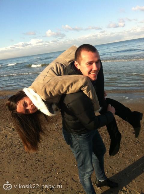 съездили на море))) и фото