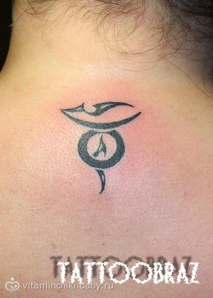Красивые татуировки знака зодиака Телец